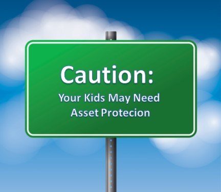 How to Protect Your Child's Inheritance from His or Her Untrustworthy Spouse