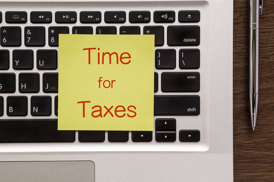 Four Easy to Avoid Mistakes People Make at Tax Time