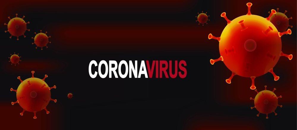 China battles Coronavirus outbreak. Coronavirus 2019-nC0V Outbreak. Pandemic medical health risk, immunology, virology, epidemiology concept.